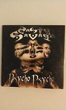 NASTY SAVAGE - PSYCHO PSYCHO  - PROMO CD CARDSLEEVE