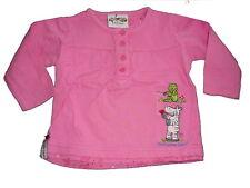 Salt & Pepper die lieben Sieben tolles Langarm Shirt Gr. 68 rosa !!