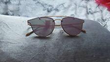 NEW West KS165 C2 Sunglasses Italy Purple Mirror Green Quirky 100% UV £90