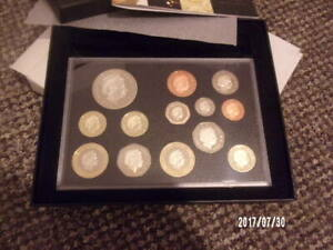 The UK 2010 Royal Mint  Proof 13-Coin Year Set