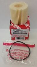 TOYOTA OEM FACTORY OIL FILTER 2012-2015 PRIUS 1.8L 04152-YZZA6