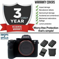 Sony A7RII / A7R II / A7R2 Digital Camera Body w/ 3yr Accidental Warranty