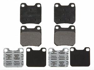 For 2001-2005 Saturn L300 Brake Pad Set Rear Raybestos 55372RX 2002 2003 2004