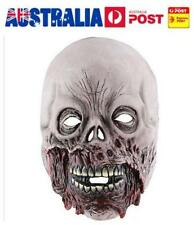 Halloween Mask Horror Scary Zombie Ghost Face Skull Skeleton Cosplay Costume