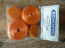 """Guidoline NOS """"BENOTTO orange vintage"""