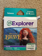 LeapFrog Explorer Game: Disney-Pixar Brave (for LeapPad and Leapster)