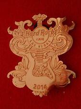 HRC hard rock cafe las vegas Wing Guitar 2014 copper le300