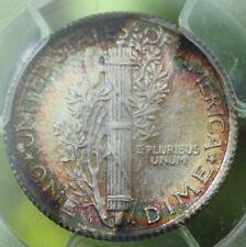 Pcgs Certified Mercury Dimes 1916 1945 For Sale Ebay