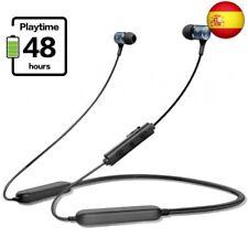 gorsun Auriculares Bluetooth 5.0, Auriculares Deportivos Impermeables  (black)