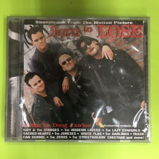 BORN TO LOSE - V.A (Soundtrack w Zeros, Iggy, Modern Lovers)  Comp CD