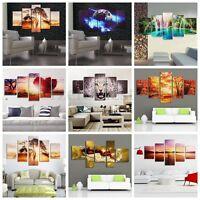 Quadro Moderno 3x stampa su tela arredamento arredo casa Unframe Canvas Painting