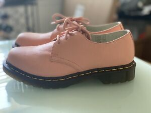 Dr. Martens 1461 Men's Size 8 (Women's 9) Oxford Shoes Acid Pink Smooth Leather