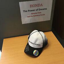 McLaren Honda Jenson Button Baseball Cap ( 2016 Season )