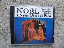 NOEL A NOTRE-DAME DE PARIS  : MAITRISE DE NOTRE-DAME, REVERT,  COCHERAU