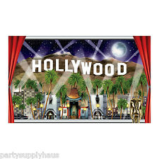Los Angeles HOLLYWOOD CHINESE THEATER BACKDROP Photo Booth Prop PARTY DECORATION