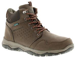 Karrimor taransay mid weather mens walking hiking boots brown UK Size