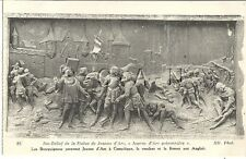 French Photo Image PC-  Joan of Arc- Jeanne d Arc- Betrayed- Captured- 1906-1915