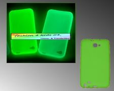 Glow Cover SAMSUNG S i9220 Galaxy Note Glow IN The Dark New