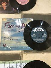 "Free As Air - Dorothy Reynold & Julian Slade 7"" Vinyl"