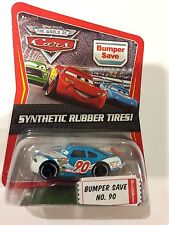Disney Pixar World of Cars BUMPER SAVE No. 90 Kmart Synthetic Rubber Tires