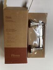 New listing Pfister Arterra Toilet Tissue Holder, Polished Nickel Open Box.