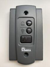 Omega Garage Door Opener Wall Control Panel Marantec