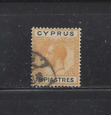 CYPRUS - 78 - USED - 1923 - KING GEORGE V