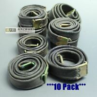 Australian Army .303 Enfield Web Rifle Slings - 10 Pack