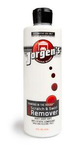 Automotive Scratch & Swirl Remover -Jorgen's Garage - INVENTORY BLOW OUT!