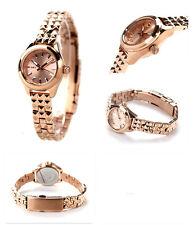 Diesel Womens Kray Kray Gold Dial Gold Tone St Steel Bracelet Watches DZ5412