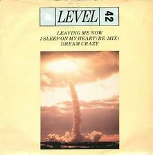 LEVEL 42 - Leaving Me Now / I Sleep On My Heart (Remix)