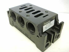 Compair Pj2 Spb Pneumatic Manifold Base Iso Size 2 New Condition No Box