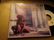 "DAVID LEE ROTH SUNG IN SPANISH 7"" SINGLE SPAIN PROM0 HARD ROCK HEAVY METAL LOCO"