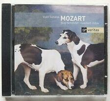 Mozart Violin Sonatas Jaap Schroder Lambert Orkis Virgin Veritas cd n.2 1990