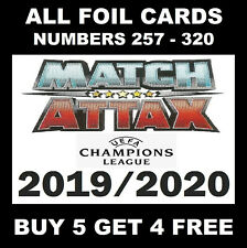 MATCH ATTAX 2019/20 19/20 Centurion / Legend / Record Breaker / Hat-Trick Hero