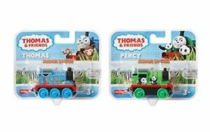 Fisher Price Thomas & Friends TrackMaster Sodor Safari Push Along 2-Pack