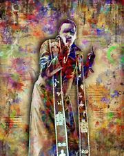 MARILYN MANSON Tribute 16x20in Poster, Marilyn Manson Print Free Shipping