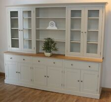New Solid Pine 8FT Painted Welsh DresserDinning Kitchen Unit In Any FB Colour