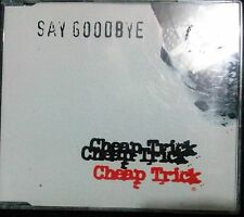 CHEAP TRICK SAY GOODBYE CD SINGLE AUSTRALIA