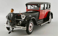 Model Car Scale 1:43 rio Bugatti Type 41 Royale 1927 Figure diecast vintage