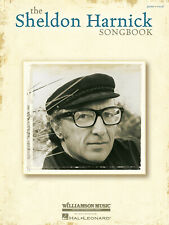 The Sheldon Harnick Songbook Sheldon Harnick Piano Vocal and Guitar MUSIC BOOK