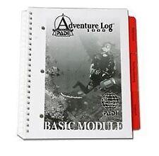 PADI Basic Logbuch Module 2018  - 70035G