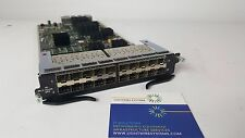 Brocade NetIron NI-MLX-1Gx20-SFP Fiber Optic Interface Card  QTY **Warranty**