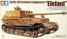 Tamiya 1/35 Sd.Kfz.184 Schwerer Jagdpanzer Elefant # 35325