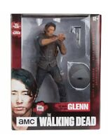 McFarlane Toy *Glenn* 10-Inch Deluxe Action Figure Walking Dead Figurine - NEW!