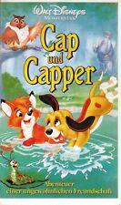 Cap und Capper Abenteuer einer ungewöhnlichen Freundschaft VHS Videokassette
