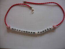 nottingham forest football necklace