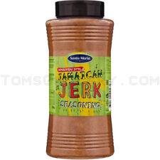 SANTA MARIA Jamaican Jerk Seasoning Spice Mix XXL Large Jar 570g 20oz