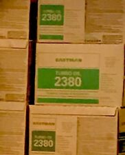 Eastman BP 2380 Turbo Oil Case (24 Quarts to a Case) Fresh Stock / Aviation