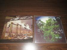 Cynic - Suburban Crisis / Roller - Wasted Heritage (2 LP Record Lot) Metal >Rare